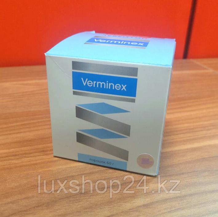 Verminex (Верминекс) препарат от глистов и других паразитов