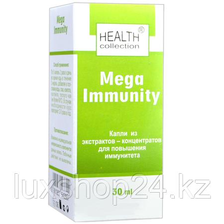 Капли Mega Immunity для повышения иммунитета