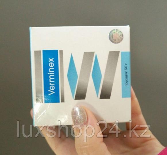 Verminex таблетки от паразитов