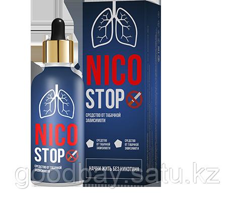 NicoStop (НикоСтоп) - средство против курения (табачной зависимости), фото 2
