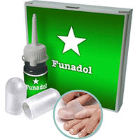Капли Funadol (Фунадол) от грибка стоп и ногтей