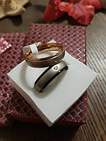 """Парные кольца для влюбленных """"Желание любить"""""""