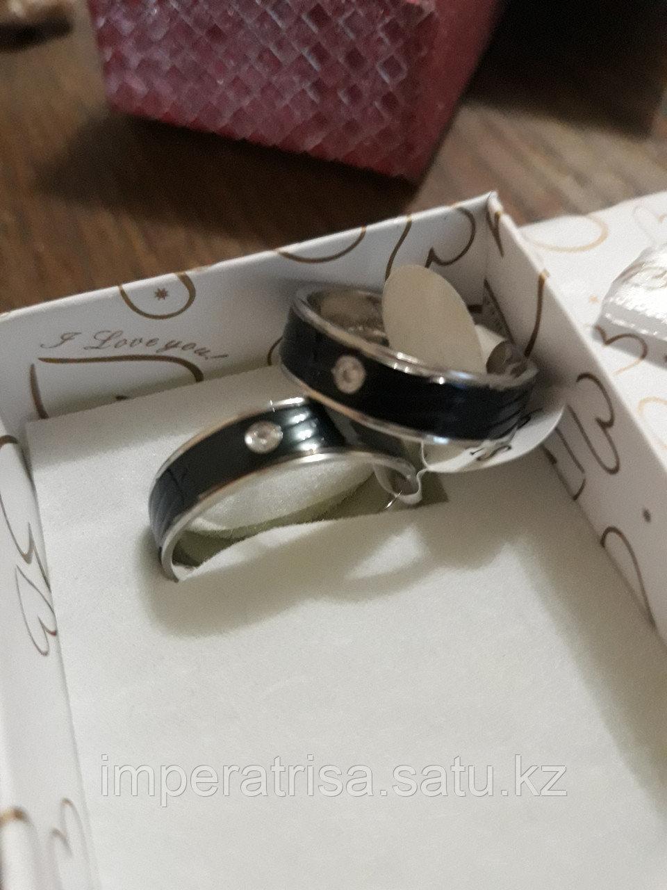 "Парные кольца для влюблённых ""You are perfect"" - фото 3"