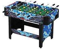 Настольный футбол (кикер) «Dybior Neapel» (120x61x81см, синий), фото 1