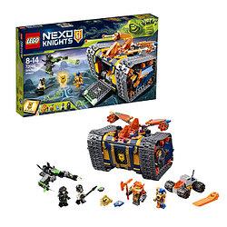 Lego Нексо Мобильный арсенал Акселя 72006