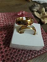 """Парные кольца для влюблённых """"На веки под золото"""", фото 1"""