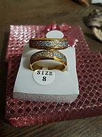 """Парные кольца для влюблённых """"Блестящие"""", фото 1"""