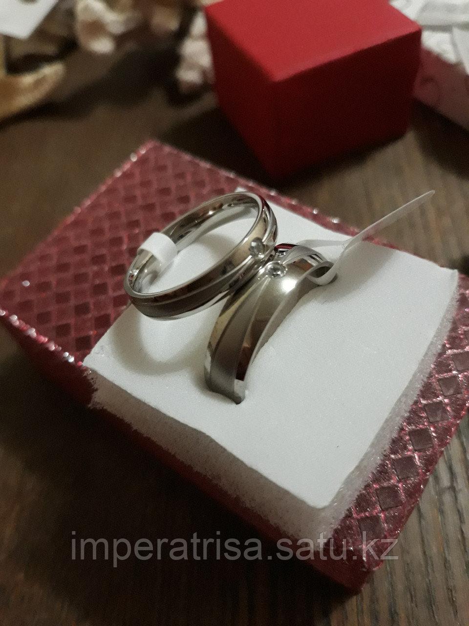 """Парные кольца для влюблённых """"На всю жизнь"""""""