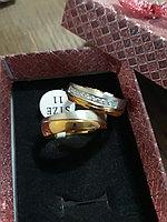 """Парные кольца для влюблённых """"Притяжение"""", фото 1"""