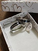 """Парные кольца для влюблённых """"Forever Love 3"""", фото 1"""