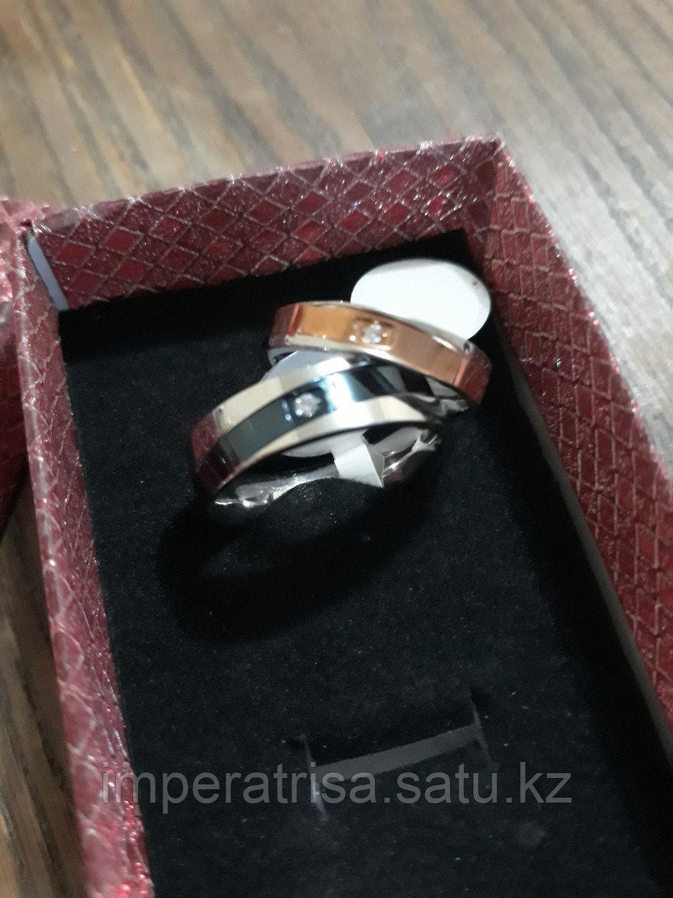 """Парные кольца для влюблённых """"Каждое мгновение вместе"""""""