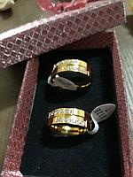 "Парные кольца для влюблённых ""Не забывай меня 2"", фото 1"