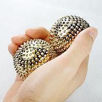 Массажные магнитные шары Су-джок ( 2 шт)