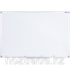 Доска магнитно-маркерная OfficeSpase  60*90 см, алюминиевая рамка, полочка