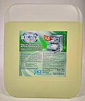 Средство для ополаскивания посуды в посудомоечных машинах промышленного типа 10л.