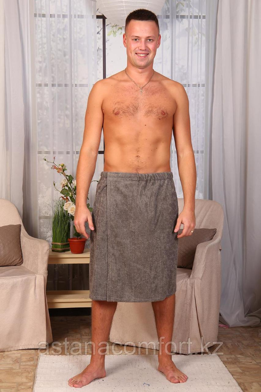 Мужской килт-полотенце для бани и сауны