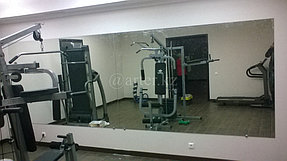Зеркала для тренажерного зала 1