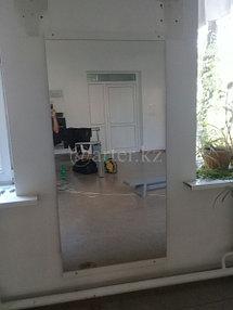 Монтаж зеркал в хореографический зал 1