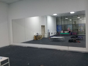 Зеркало в хореографический зал 1