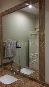 Зеркало в ванную комнату 2