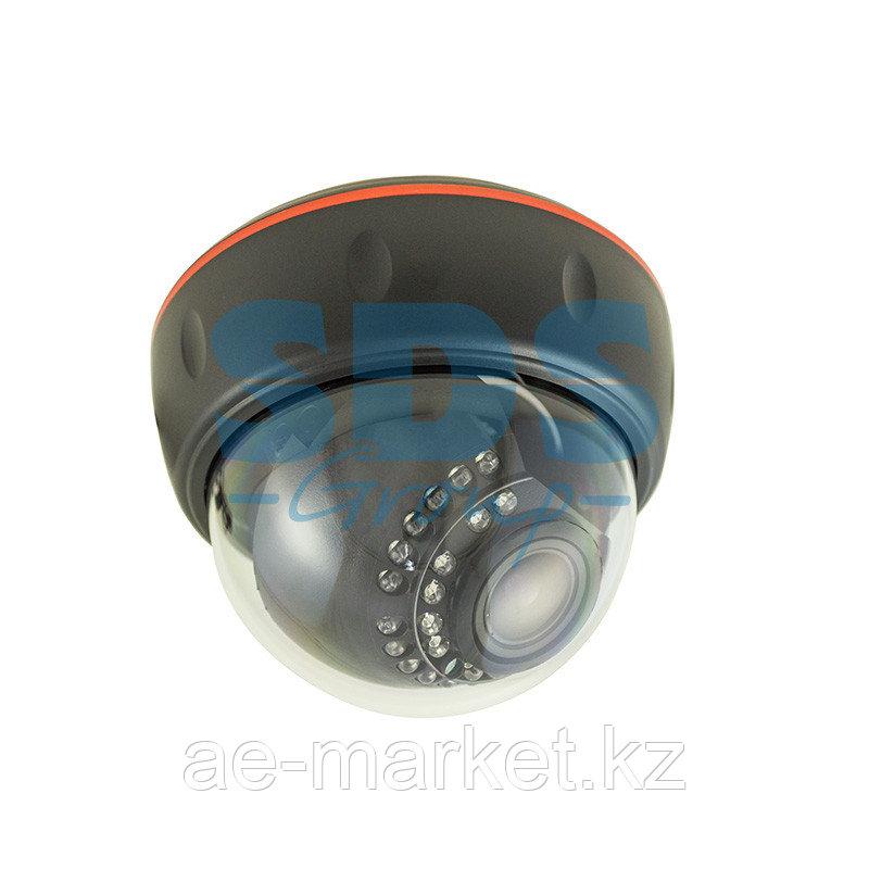 Купольная камера AHD 2. 0Мп (1080P), объектив 2. 8-12 мм. , ИК до 30 м.