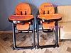 Детский стульчик для кормления Pituso Pina Orange