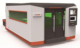 Полностью закрытое настольное оборудование для волоконной резки лазером XTC-FES 1530(S/H)