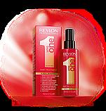 Несмываемая спрей-маска Revlon Uniq One All In One Hair Treatment 150 мл., фото 2