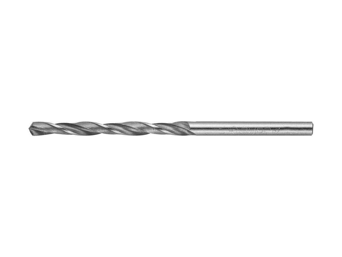 """(4-29621-070-3.5) Сверло ЗУБР """"МАСТЕР"""" по металлу, цилиндрический хвостовик, d 3.5мм, быстрорежущая сталь Р6М5"""