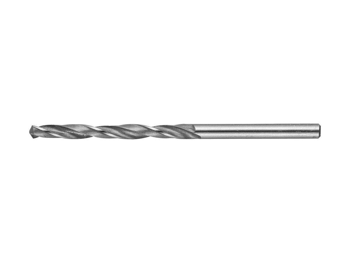 """(4-29621-075-4) Сверло ЗУБР """"МАСТЕР""""  по металлу, цилиндрический хвостовик, d 4мм, быстрорежущая сталь Р6М5"""