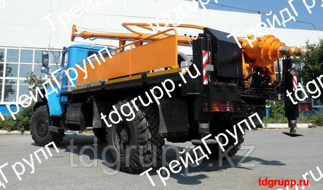 БКМ-512.05.19.000 Штанга бурильная БКМ-515