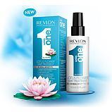 Несмываемая спрей-маска Лотус Revlon Uniq One Lotus Flower Hair Treatment 150 мл., фото 2