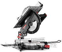 Пила торцовочная комбинированная, d= 305 x 30 мм, 1900Вт, 4200 об/мин, 90°- 85/180 мм, 45°- 55/125 мм, фото 3