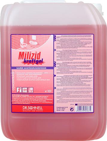 Dr.Schnell Milizid Kraftgel 10 литров