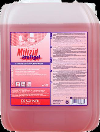 Dr.Schnell Milizid Kraftgel 10 литров, фото 2