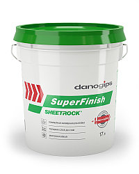Шпатлевка финишная SuperFinish (СуперФиниш)