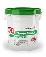 Универсальная готовая шпатлевка SHEETROCK SuperFinish (СуперФиниш) 17Л