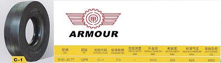 9,00-20 12PR C1 TTF ARMOUR, фото 2