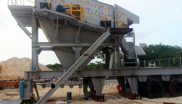 Дробильно-сортировочный комплекс (ДСК) полумобильный, фото 2