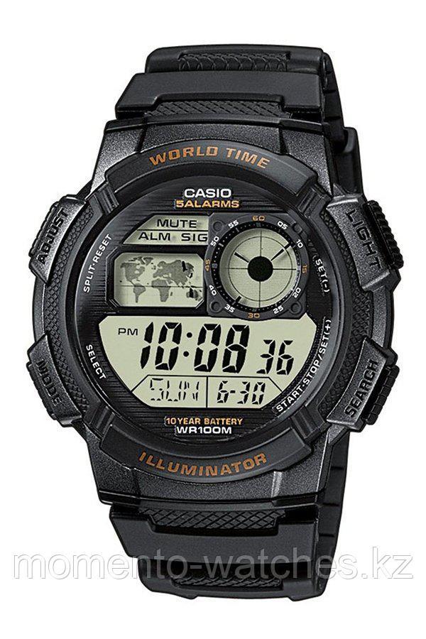 Часы Casio AE-1000W-1AVSDF