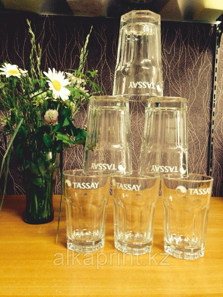 Кружки, стаканы, стеклянные - фото 1