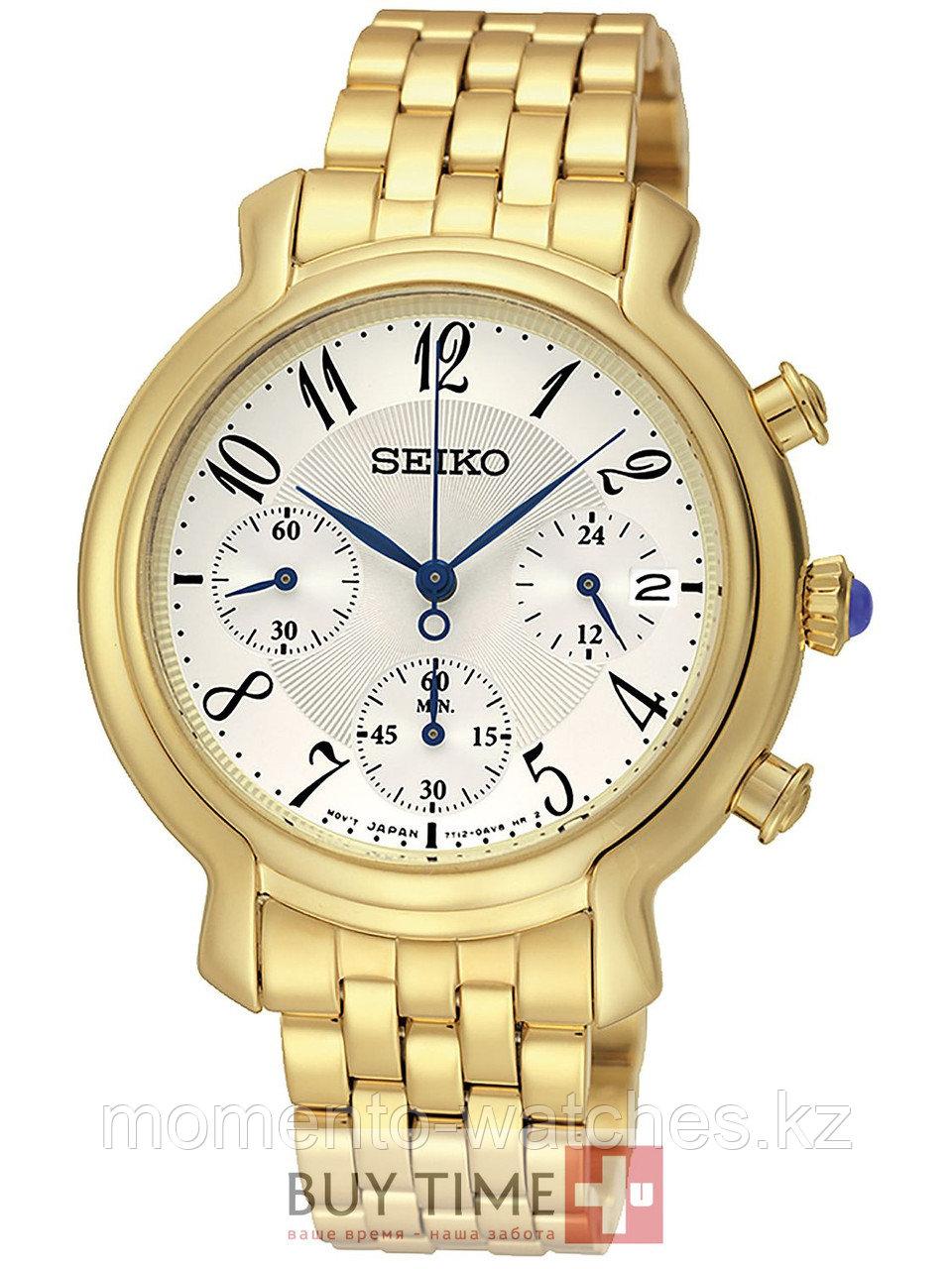 Часы SEIKO SRW874P1