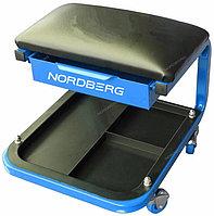 Сидение ремонтное на колесах с выдвижным ящиком NORDBERG N30S1
