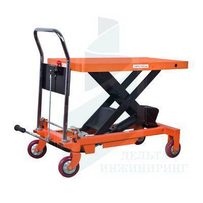 Подъемный стол GROST GLT1000 гидравлический