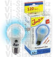 Лампа светодиодная Заря 11W E27 6400K A60