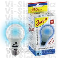 Лампа светодиодная Заря 15W E27 6400K A60