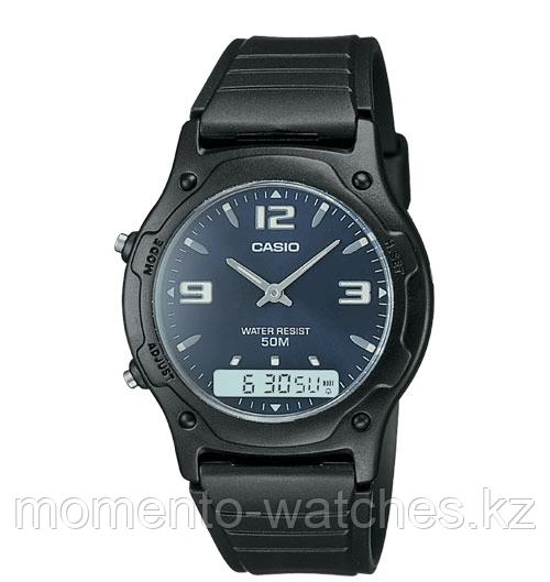 Часы Casio AW-49HE-2AVDF