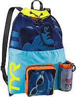 Рюкзак для аксессуаров TYR Big Mesh Mummy Backpack 465
