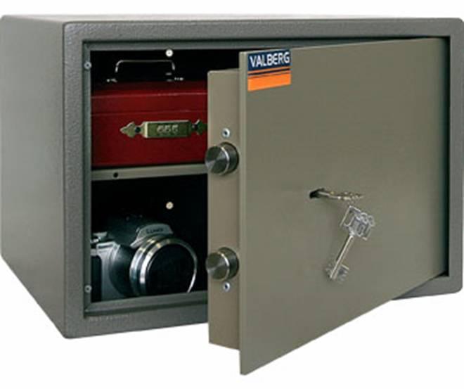 Взломостойкий сейф ASM-30