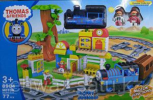 Железная дорога конструктор Томас и друзья